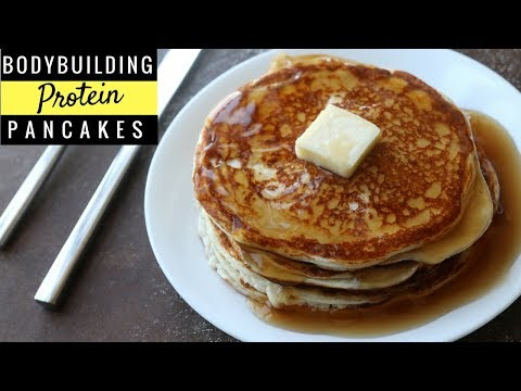 HOW TO MAKE THE BEST PROTEIN PANCAKES