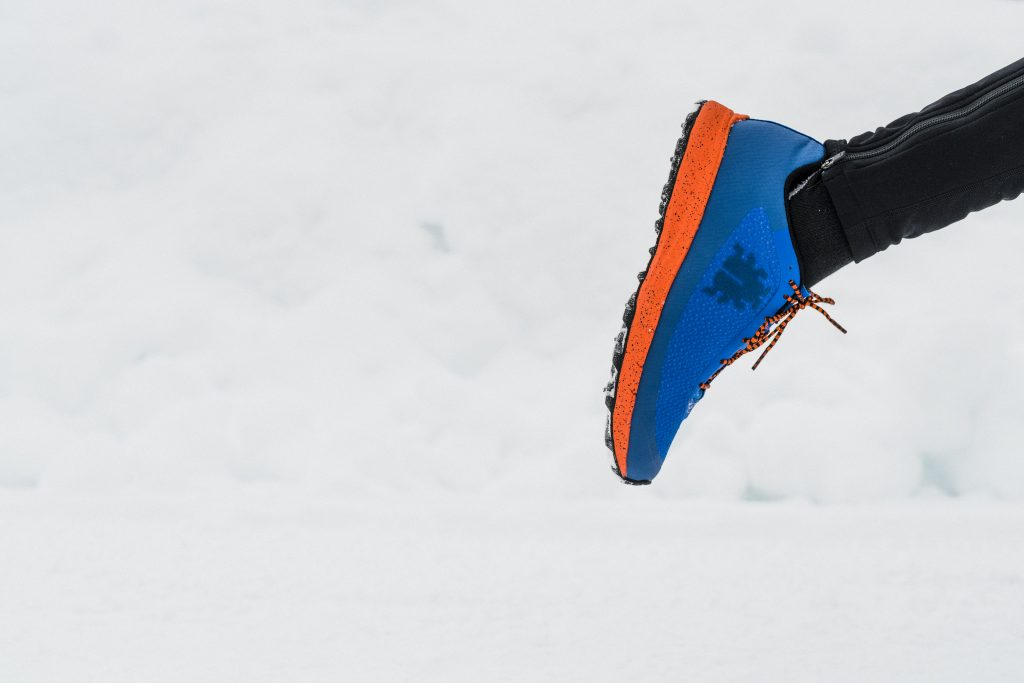Guide to th ebest Icebug running shoes for men and women.