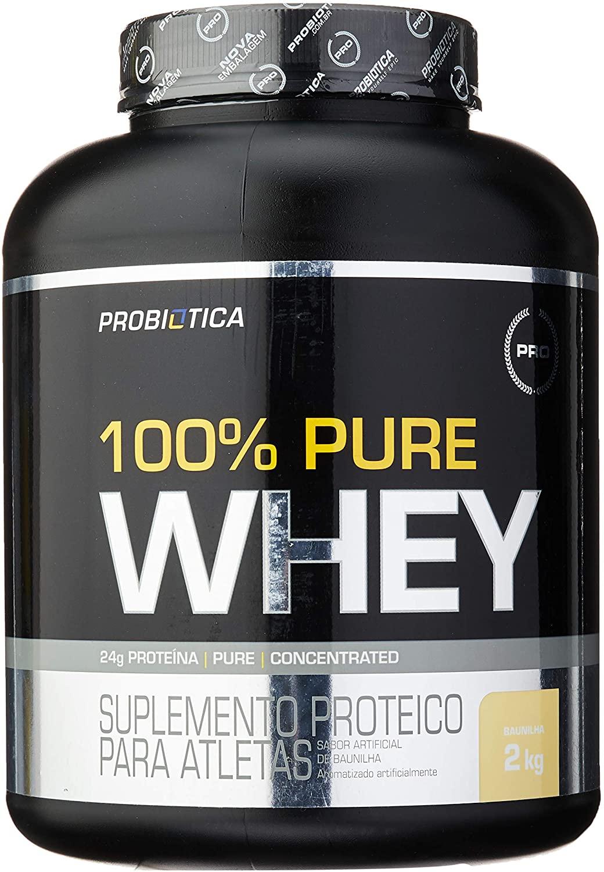 Análise da Probiótica Whey Protein
