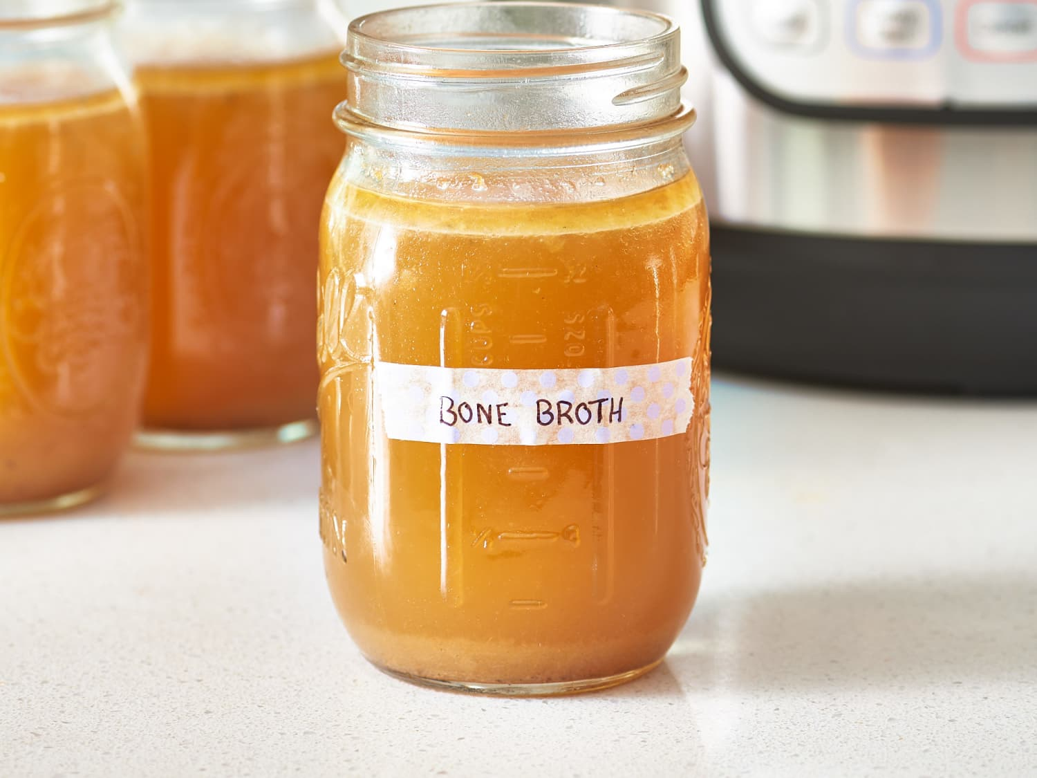 Is bone broth goo for you