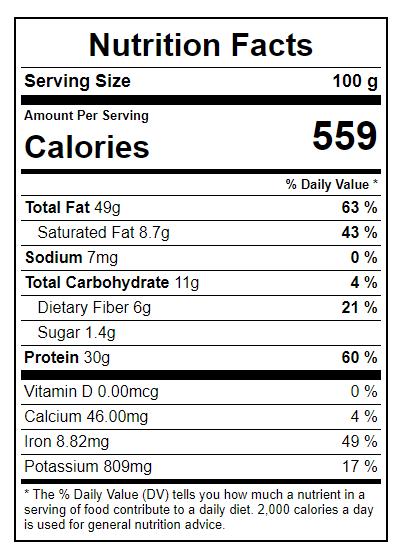 Best Pumpkin Seed Protein Powder 1