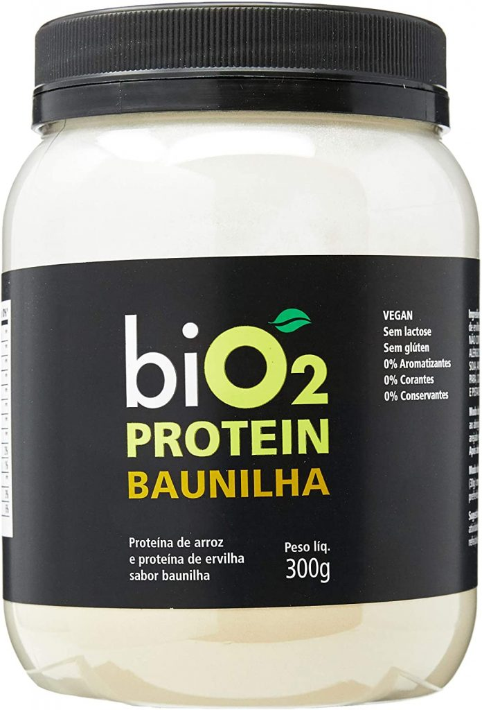 As Melhores Proteínas em pó Veganas 2