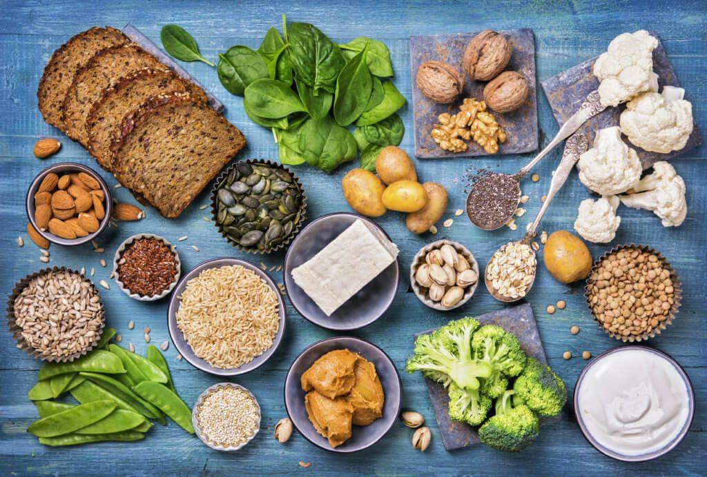 As Melhores Proteínas em pó Veganas 1